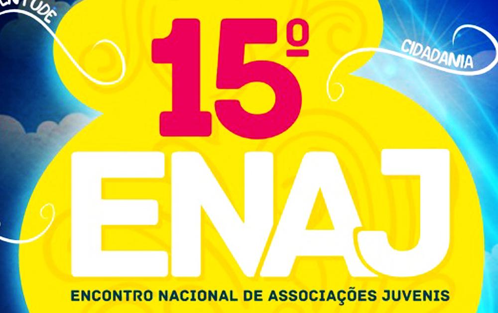 15º ENCONTRO NACIONAL DE ASSOCIAÇÕES JUVENIS