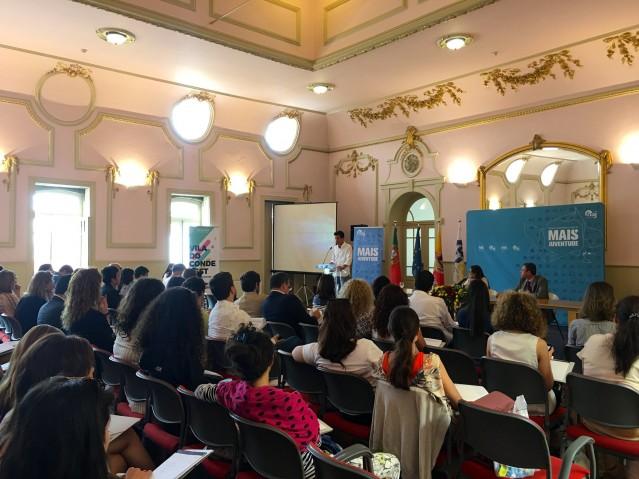 Cimeira Associativismo e Juventudo - Norte