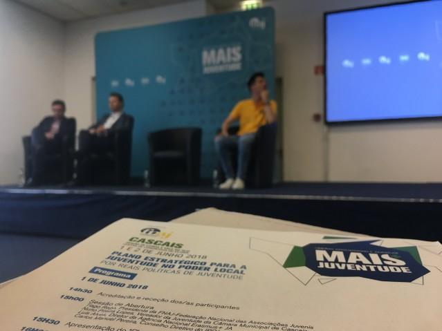 Cimeira Associativismo Jovem - Lisboa e Vale do Tejo