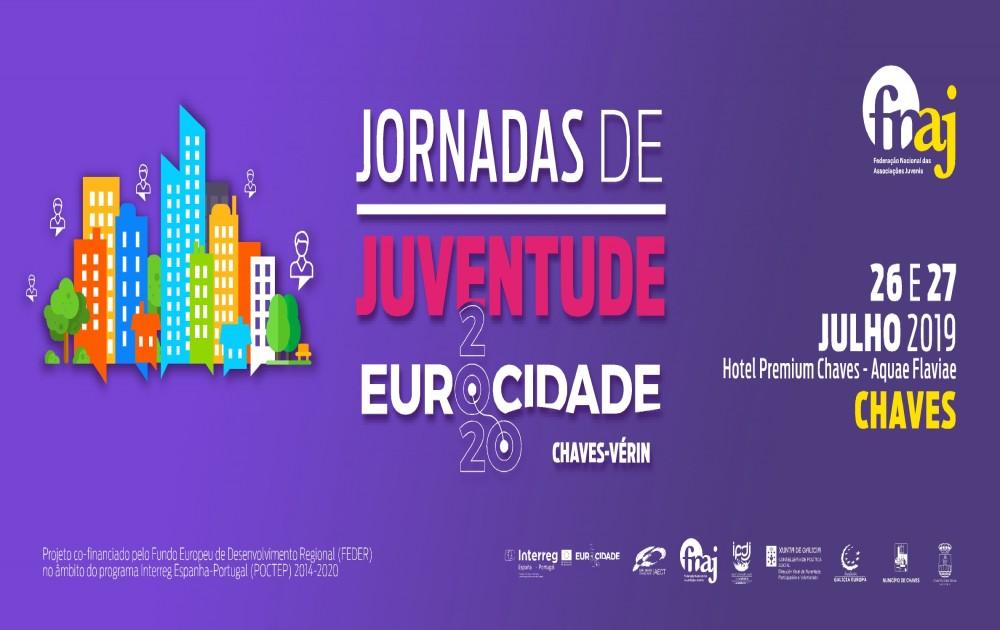 Jornadas de Juventude | Eurocidade 2020 Chaves-Vérin