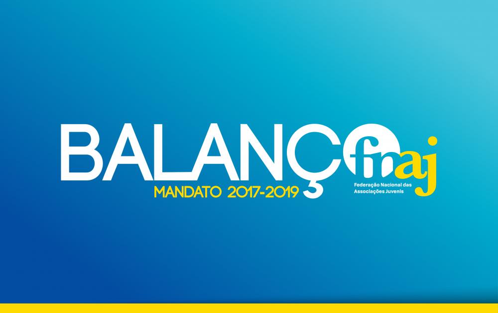 Balanço Mandato 2017-2019 FNAJ
