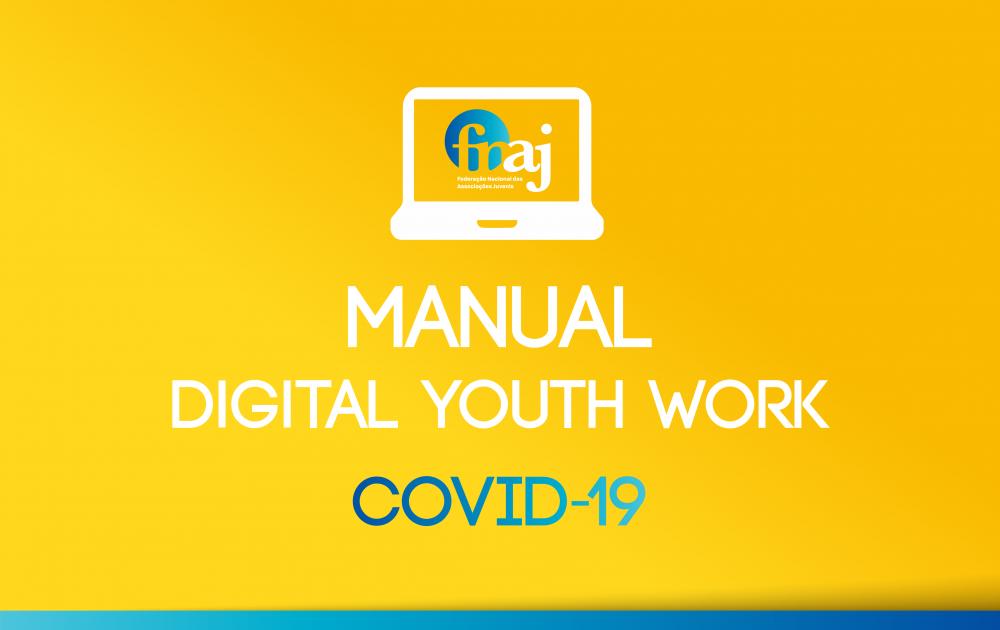 Manual Digital Youth Work – Especial Covid-19