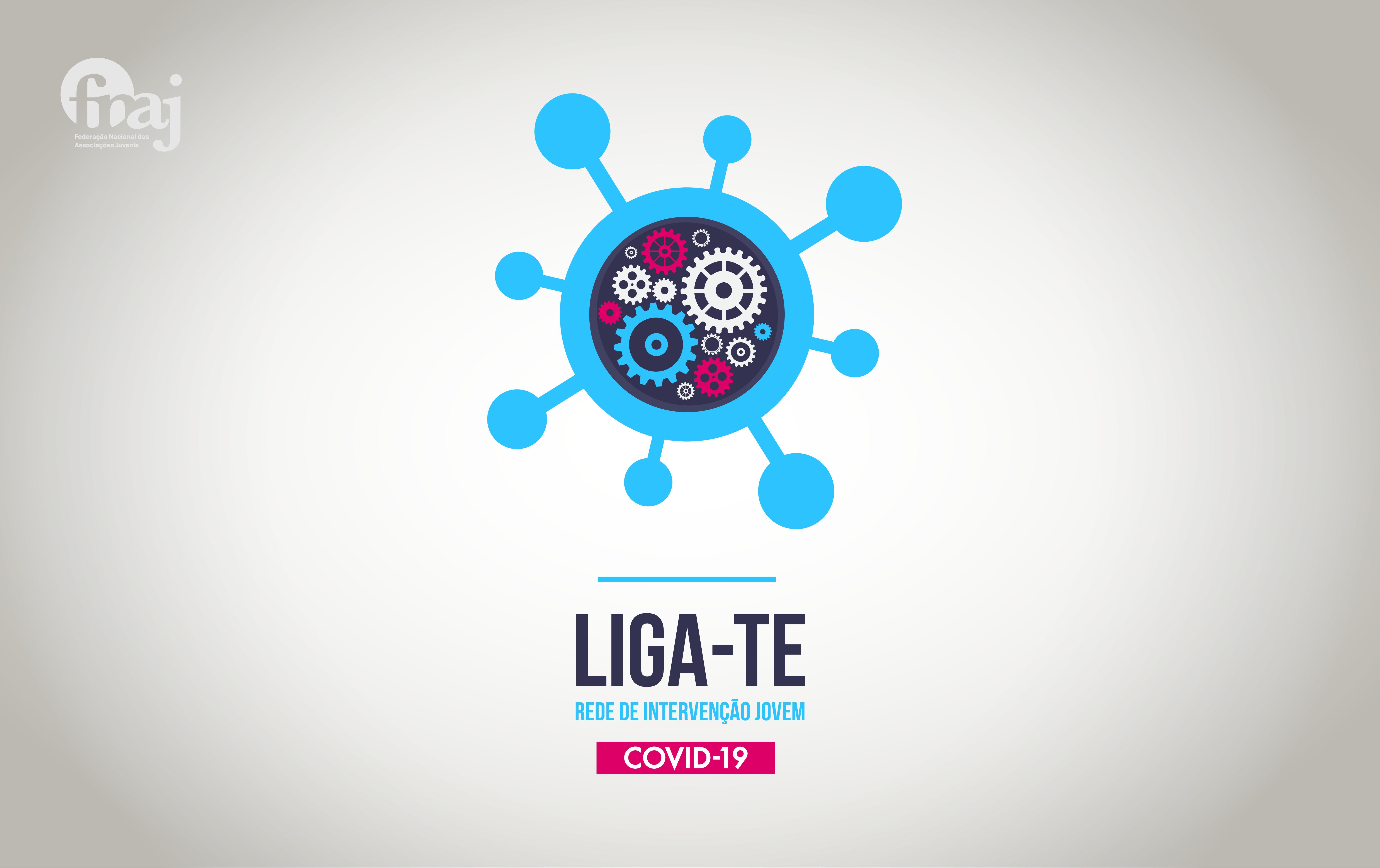 LIGA-TE | Plataforma inovadora estimula o trabalho associativo juvenil em contexto de isolamento social