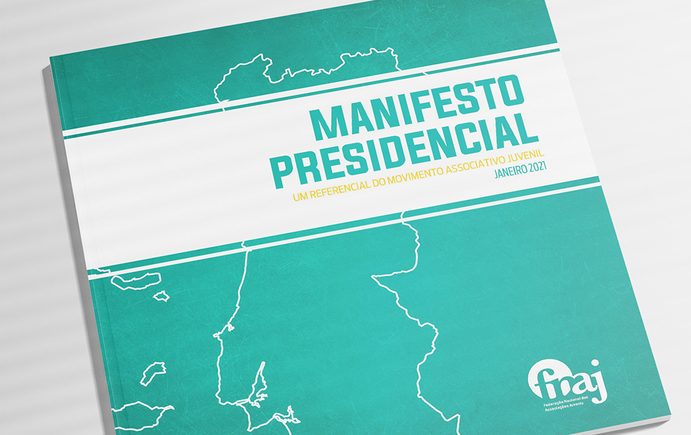Manifesto Presidencial - Um referencial do movimento associativo juvenil