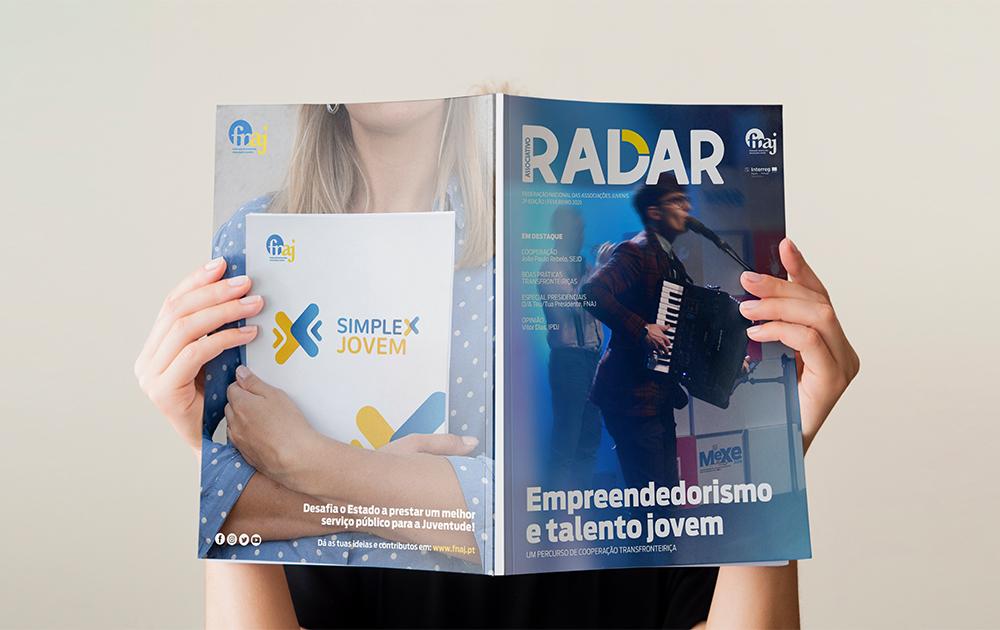 2.ª edição da Revista Radar Associativo